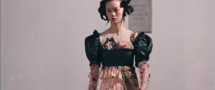 See Simone Rocha's 'Fragile Rebels' Fall 2021 Collection