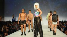 This Stunning New York Fashion Week Show Featured 34 Trans, Non-Binary Models