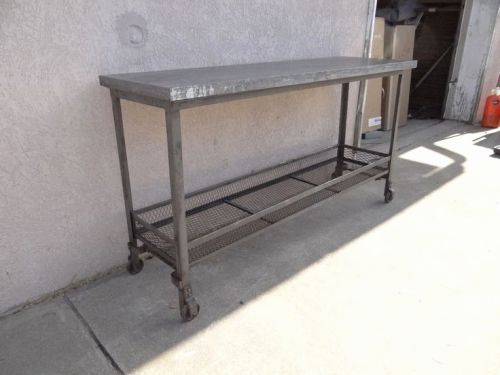 50 Luxury Industrial Metal Console Table Graphics