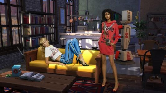 When fashion meets gaming: Moschino x The Sims capsule collection