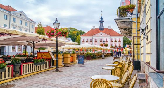 7 Spots to See in Estonia