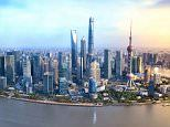 The city break. Shanghai, see it all in 48 hours