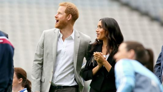 WATCH: Inside Prince Harry and Meghan Markle's trip to Ireland