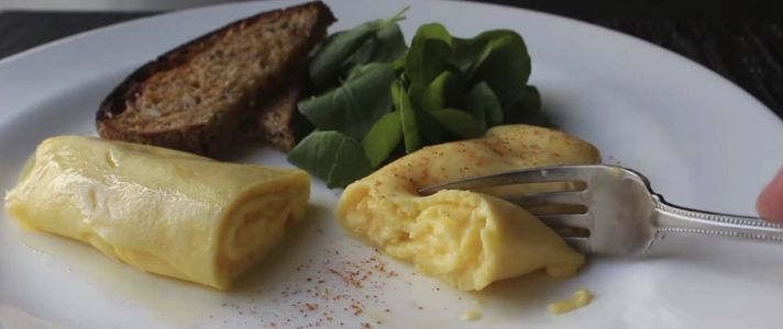 Weekly Recipe: Chef John's Perfect French Omelette
