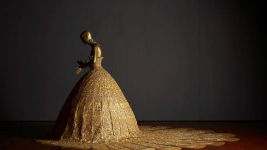 Guo Pei's haute couture comes face-to-face with history at Asian Civilisations Museum