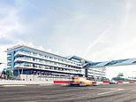 New Hilton will overlook starting grid at Silverstone and open for next year's F1 British Grand Prix