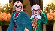 96-Year-Old Style Legend Iris Apfel Just Got Her Very Own Barbie