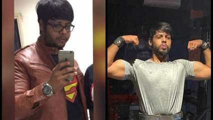 IT expert Niraj Kanjani's journey of transformation from fat to fit is all the motivation you need