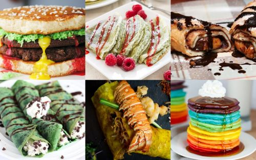 10 weird pancake toppings for 2019: recipe ideas to try that will make lemon and sugar look dull