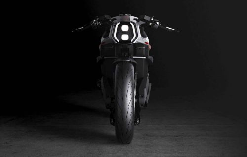 Arc unveils the world's first fully electric Café racer 'Vector'