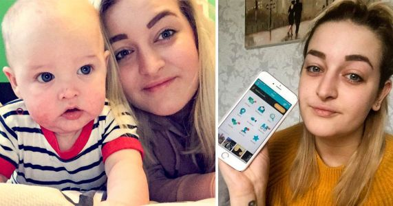 Single mum says her online date turned her down because she wipes her son's bottom