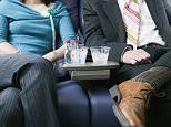 Two million exceed weekly alcohol limit on SINGLE flight