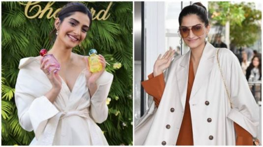Cannes 2019: Sonam Kapoor in white is a sexy diva in French Riviera before red carpet look