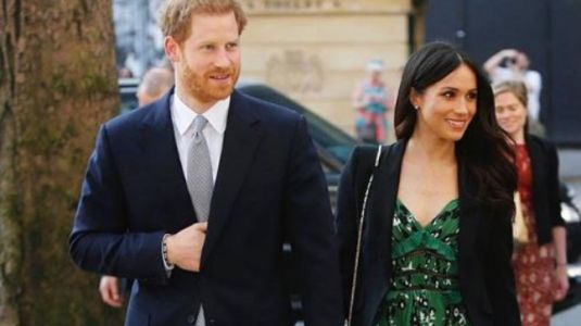 Meghan Markle and this Bollywood actress are twinning in a green dress