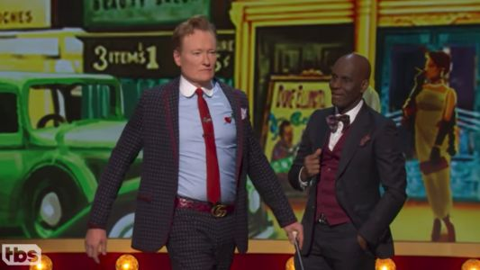 Must Read: Dapper Dan Styles Conan O'Brien, Luxury Goods Market Saw Growth in 2017