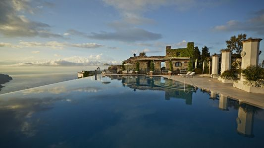 To infinity and beyond: 6 unique pools with a view