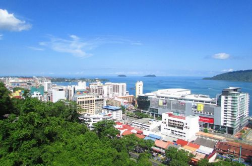 Check out: Kota Kinabalu, capital of the land below the wind