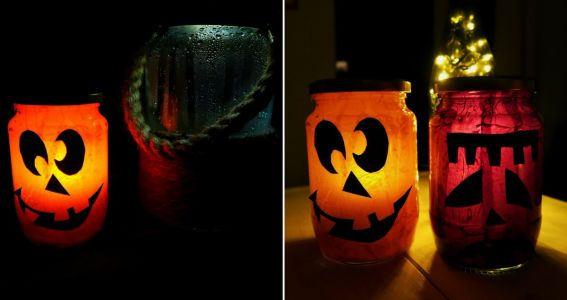 14 spooky yet simple Halloween crafts to do with the kids this half term