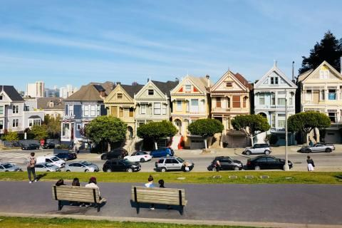 Five essential things to do in San Francisco