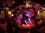 Let tingling tango lead the way in Uruguay's charismatic capital city