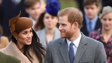 Prince Harry Opens Up About His 'Fantastic' Christmas With Meghan Markle