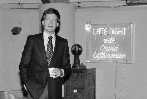 Jay Leno, Martin Short and Al Franken on Twain winner David Letterman