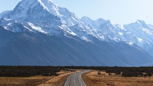 New Zealand Travel Guide: A 1-week road trip itinerary across the South Island