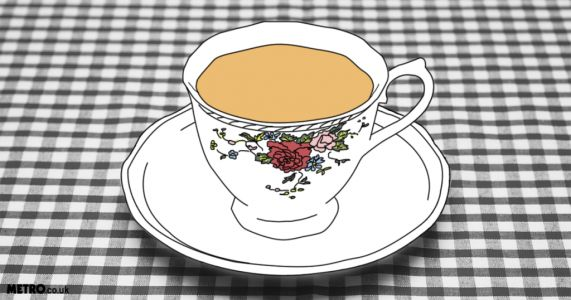 Drinking a cup of tea could make you more creative