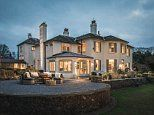 Stunning £20,000-a-week mansion is set in 40 acres of land in West Sussex