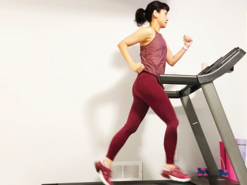 How I Learned To Love Treadmill Running