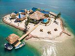 Tropical islands available for private hire in Belize, Australia, Madagascar and more