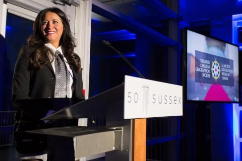 Introducing Carole Saad: VP of events for 50 Sussex