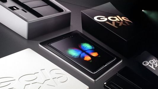 The $2000 'Galaxy Fold' is Samsung's first foldable smartphone