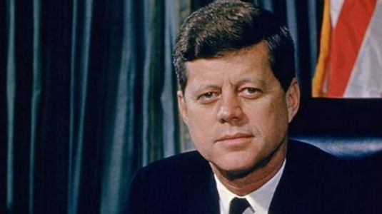 John F Kennedy's swimming trunks to be auctioned
