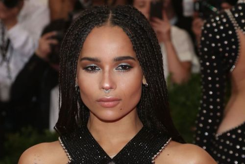Great Outfits in Fashion History: Zoë Kravitz's 2015 Met Gala After Party Look