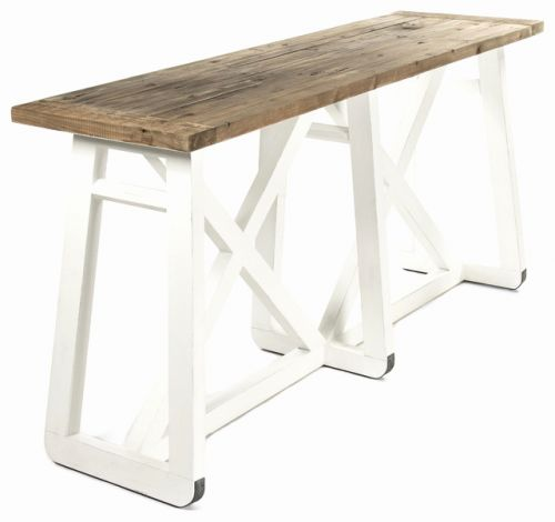 50 Beautiful White Wood Console Table Pictures