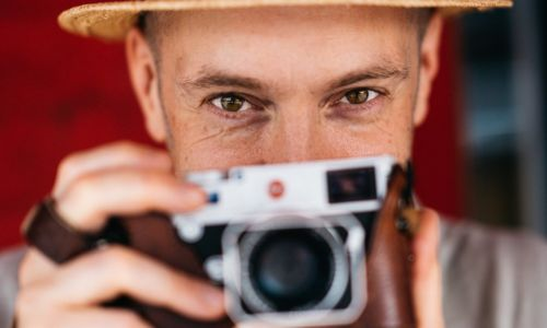 Click! Derren Brown on the magic of street photography