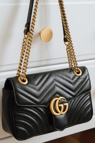 I Finally Pulled the Trigger At Gucci-Here's What Bag I Committed to
