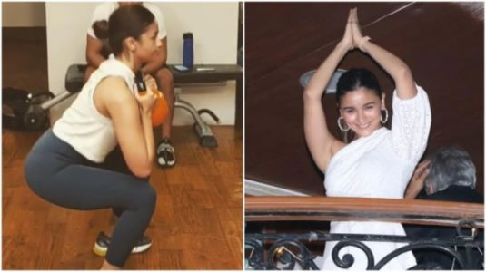 How Alia Bhatt worked out while filming Gangubai Kathiawadi. Her trainer reveals