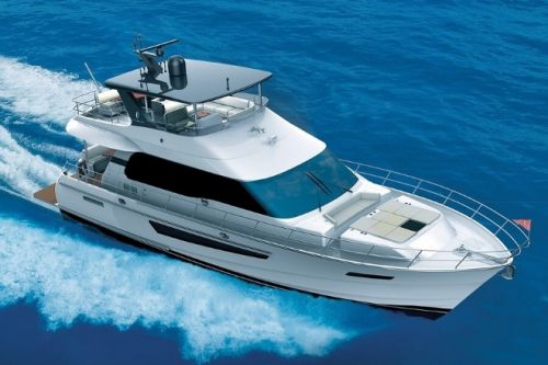 CL Yachts Outlines CLB65