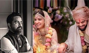 Designer Sabyasachi Mukherjee talks about designing Anushka-Virat's wedding clothes