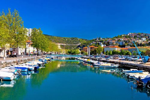 Short break: Rijeka, Croatia
