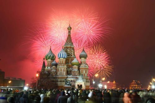 Grandfather Frost: New Year's Eve in Moscow