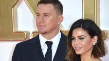 4-Year-Old Daughter Gives Channing And Jenna Dewan Tatum A Bold Makeover