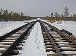 New railway in Siberia set to open linking Moscow with the coldest city in the world, Yakutsk