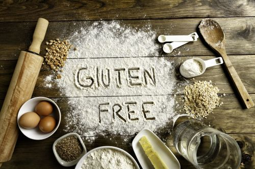 Gluten-free foods are no healthier than regular ones, apparently