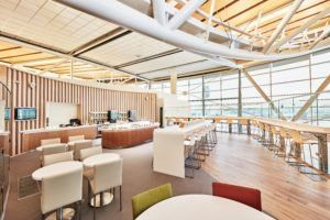 SkyTeam Opens New lounge in Vancouver