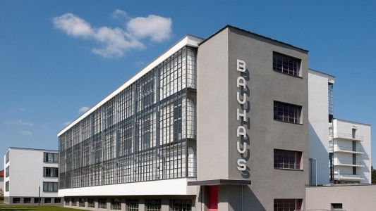 Iconic Bauhaus buildings around the world built in last 100 years