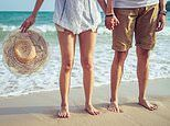 Couples should wait SEVEN months before taking a holiday together - otherwise it could be a disaster