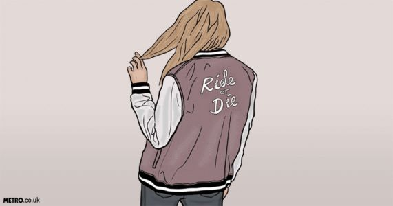 Expecting women to 'Ride or Die' is so boringly lame